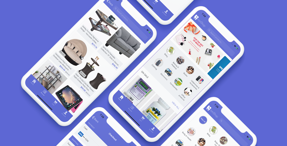 Free Download] IonShop 2 - Ionic 4 Template + Admin Portal for e