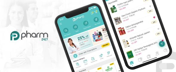 Free Download] ONLINE MEDICINE DELIVERY - ANDROID APP TEMPLATE